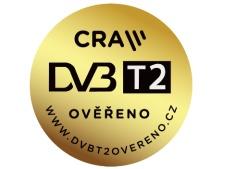 ČRa DVB T2 ověřeno
