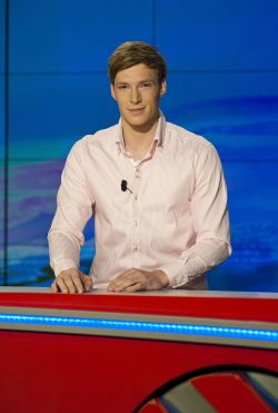 Jakub Kern moderátor Televizních novin na TV Nova