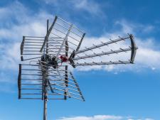 Anténa pro pozemní příjem DVB-T2