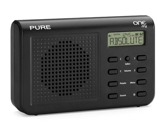 Digitální rádio PURE ONE Mi